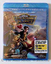 Disney's Futuristic Twist on Treasure Island TREASURE PLANET on Blu-ray and DVD