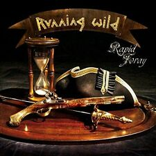RUNNING WILD - RAPID FORAY-BOXSET  4 CD NEU