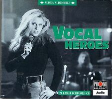 Vocal Heroes Various Audio's Audiophile Vol. 04 24 Karat Zounds Gold CD RAR OOP