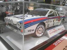 1/10 Tamiya Lanca 037 Rally MARTINI RC Body with Decal