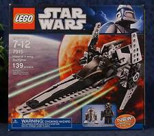 LEGO STAR WARS 7915 Imperial V-Wing Starfighter Set