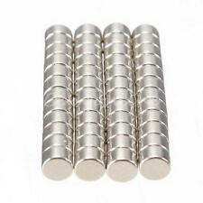 50Pcs Strong N35 Neodymium Magnets Rare Earth Round Disc Fridge Craft 3x2mm E