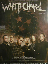 Whitechapel, Full Page Promotional Ad, White Chapel
