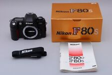 -Mint- Nikon F80S 35mm SLR Film Camera Body with Strap from Japan 228