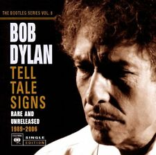 BOB DYLAN - TELL TALE SIGNS: BOOTLEG SERIES VOLUME 8 CD ALBUM (2008)