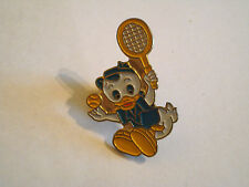 PINS PERSONNAGE DONALD DUCK'S RIRI FIFI LOULOU TENNIS DESSIN ANIME  BD