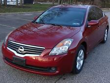 Nissan: Altima 2.5-S 74K MILES ONLY! 1-OWNER! CLEAN CARFAX! DEALER SERVICED!