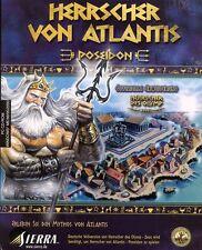 Soberanos de atlantis-Poseidón (add-on) PC rareza!