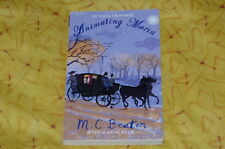 ANIMATING MARIA BY M. C. BEATON (Paperback, 2012) BRAND NEW GIFT PRESENT