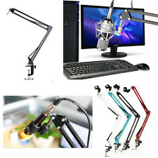 NB-35 Adjustable Microphone Mic Suspension Boom Scissor Arm Support Stand Holder