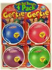 Original Gertie Ball Blue, Pink, Purple & Green Gift Set Bundle - 4 Pack