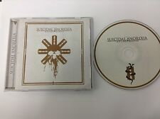 Suicidal Anorexia ‎– MHIIMB|MSBFAR Label: Rigorism Production ‎– RP049 CD