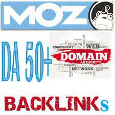 Get 80 Do-Follow Backlinks from MOZ DA  50+ websites to your site