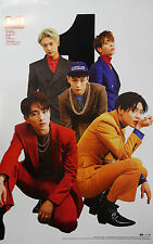 SHINee - 1of1 (Vol.5) [Cassette Tape Ver.] OFFICIAL POSTER with Tube Case