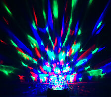 Party DJ Club Stage Lighting Battery Powered Crystal Effect Disco Ball