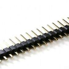 Barrette Male Droit - Secable - 40 contacts 2,54mm - x1