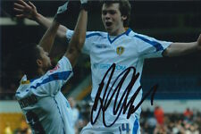 LEEDS UNITED HAND SIGNED JONNY HOWSON 6X4 PHOTO 2.