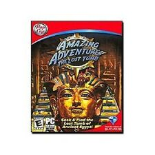 Amazing Adventures The Lost Tomb PC CD