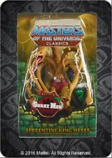 Serpentine King hssss 2016 motu Masters of the Universe Classics! eh Man #express