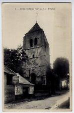 Bully-Grenay, Pas-de-Calais, France Postcard CPA - L'Eglise - Church