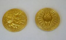 The Elder Scrolls IV: Oblivion Imperial Septim Coin goldplated MINT RARE