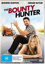 The Bounty Hunter DVD BRAND NEW SEALED JENNIFER ANISTON Gerard Butler R4