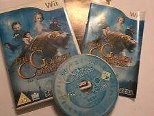 NINTENDO Wii GAME THE GOLDEN COMPASS +BOX & INSTRUCTIONS COMPLETE PAL By SEGA