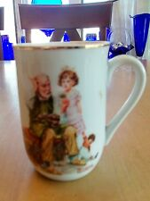 Norman Rockwell The Cobbler Mug
