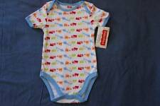 NEW Baby Boys Bodysuit 0 - 3 Months Backhoe Creeper Outfit 1 Piece Dump Truck