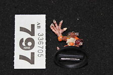Games Workshop Bloodbowl Skaven Mutant Player Metal OOP GW Blood Bowl Ratmen E5