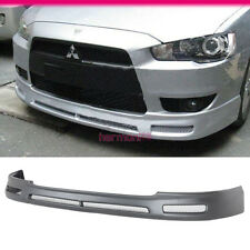 FIT 2008-2015 MITSUBISHI LANCER B STYLE PP FRONT BUMPER LIP
