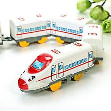 Children Toys Harmony Emu Section 5 Train Cars Small Electric Toy Train
