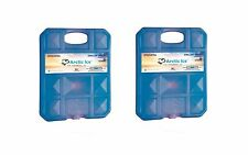 (2) Arctic Ice ~ Reusable Cooler Pack ~ Chillin' Brew ~ .75 Pound ~ Free Ship