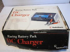 RADIO SHACK NICKEL-CADMIUM RACING BATTERY PACK FOR 12VDC CAR BATTERY