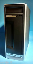NEW Black Slim Micro ATX Mini-ITX Tower/Desktop PC Case w/ 400W 80plus PCIe PSU