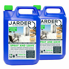 PATIO DECKING FENCING CLEANER MOSS MOULD ALGAE MAGIC KILLER REMOVER DRIVES PATHS