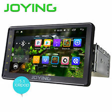 Joying Touchscreen Android 5.1.1 4G Wifi Car Stereo Supports PIP Bluetooth OBD