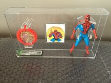 1984 Mattel Marvel Comics Secret Wars Spider-Man AFA U90 WOW LOOK!