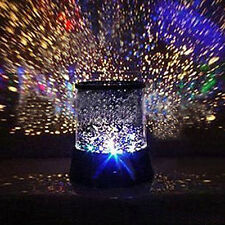 Star Cosmos Light Projector Night Lamp Laser Space Astronomy Show Bedroom New