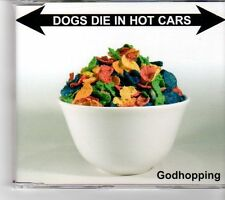 (FK846) Dogs Die In Hot Cars, Godhopping - 2004 CD