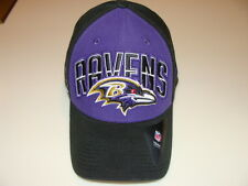 New Era Hat Cap NFL Football Baltimore Ravens M/L 39thirty 2013 Draft Flex Fit