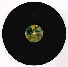 "10"" dubplate : 4 TRACKS     (hear)  digi reggae"