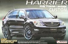 "TOYOTA HARRIER 350G ""PREMIUM L PACKAGE"" CUSTOM - KIT AOSHIMA 1/24 n° 03954"