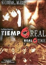 Tiempo Real  Real Time  2004 by Maverick Ex-Library