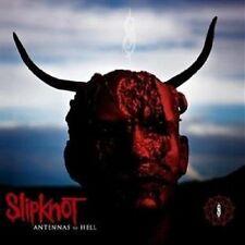 """SLIPKNOT """"ANTENNAS TO HELL""""  CD NEU"""