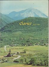 Clavier Magazine for Pianists & Organists March 1979 Aspen Music VG 081616DBE2