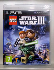 LEGO STAR WARS III THE CLONE WARS - CD FISICO - PAL ESPAÑA -