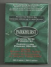 1992-93 Parkhurst 30-card Factory Sealed Hockey Update Set  Mario Lemieux