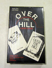 OVER THE HILL card game - like Old Maid for seniors - NEW in box - Free Shipping