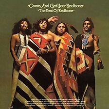Come & Get Your Redbone (Best Of) - Redbone (2014, CD NIEUW)